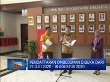 Jokowi Tunjuk Ketua Pansel Ombudsman, Siapakah Orangnya?