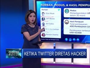 Ketika Twitter Diretas Hacker