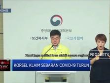 Korea Selatan Klaim Sebaran Covid-19 Turun, Benarkah?