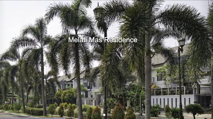 Melati Mas Residence salah satu proyek properti Cowell Development