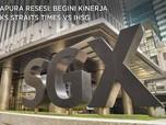 Singapura Resesi: Begini Kinerja Indeks Straits Times vs IHSG