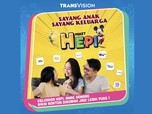 Demi Keluarga Indonesia, Transvision Luncurkan Paket HEPI