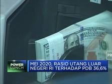Akhir Mei 2020, Utang Luar Negeri RI Hampir Rp 6.000 T