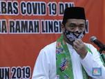Blak-blakan Wagub DKI Jawab Kritik Makam Tutup Tapi Mal Buka