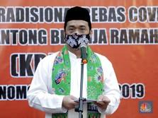 Wagub Ungkap Alasan Sulitnya Kendalikan Corona di DKI Jakarta