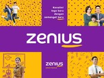 Luncurkan 2 Produk Baru, Zenius Berevolusi dengan Rebranding