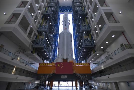 Bukan NASA, Ini Roket China yang Bakal Melesat ke Mars