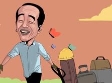 Konkret! Jokowi Happy, Satu Pabrik China Pindah ke Subang