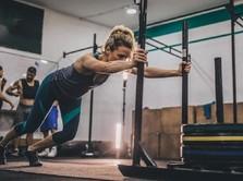 Gym Jadi Tempat Penularan Corona dengan Risiko Tinggi