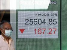 Awas Krisis di Depan Mata: Utang, 'Bom' Inflasi, Bubble China