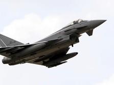 Maaf Pak Prabowo, Jangan Paksakan Beli Eurofighter Bekas!