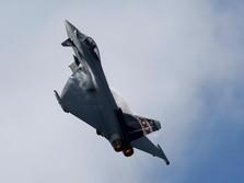 Eurofighter Bidikan Prabowo Pernah Terlibat Skandal Vs Airbus