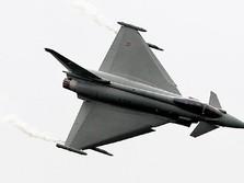 Prabowo di antara Dua Pilihan, Eurofighter atau Sukhoi Su-35?