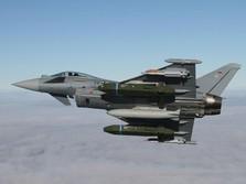 Ada Masalah Penting, Prabowo Mau Beli Eurofighter