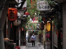 Rekor! Kasus Harian Covid-19 di Jepang Akhirnya Tembus 3.000