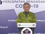 Achmad Yurianto Dicopot dari Jabatan Dirjen P2P Kemenkes