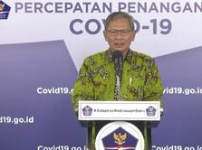 Achmad Yurianto 'Pensiun' Bacakan Update Data Covid-19