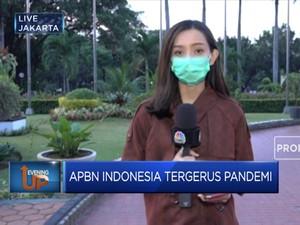 APBN Indonesia Tergerus Pandemi