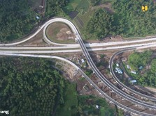 Tol Pertama di Sulut: Waktu Tempuh 1,5 Jam Bakal Jadi 0,5 Jam
