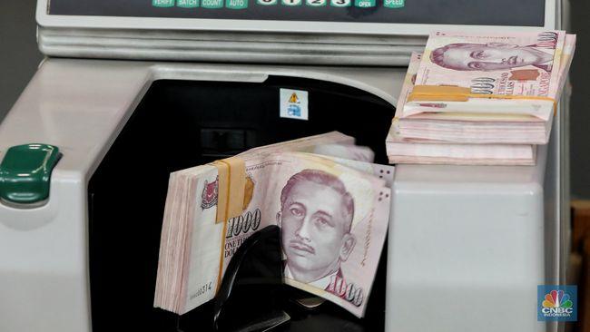 Rupiah Top Kurs Dolar Singapura Melemah Lagi Ke Rp 10 480