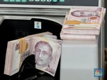 Sudah Sebulan Dolar Singapura Mentok di Level Rp 10.900