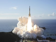 Top! UEA Negara Arab Pertama yang Berhasil Sampai ke Mars