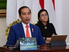Tok! SWF Jokowi Wajib Setor Dividen ke Negara Maksimal 30%