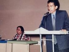 Viral Nih! Jokowi Jadi Panitia Seminar, Sri Mulyani Pembicara