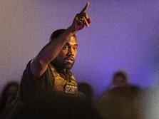 Forbes Bantah Kanye West Orang Kulit Hitam Terkaya di AS