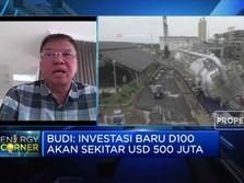 Kembangkan D100,Pertamina Siapkan Investasi Baru USD 500 Juta