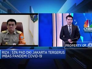 PAD Tergerus 53% , DKI Jakarta Tunda Belanja Pembangunan