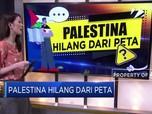 Palestina Hilang dari Peta