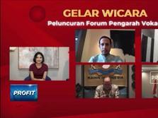 Peluncuran Forum Pengarah Vokasi