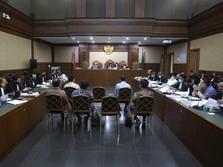 Sidang Bentjok Cs: Saat Bos Sinarmas & OSO Bicara Jiwasraya