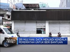 Sri Mulyani: Data Jadi Kendala Pemberian Bantuan Saat Pandemi