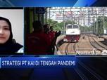 Tergerus Pandemi, Penumpang KAI DAOPS I Jakarta hanya 30%