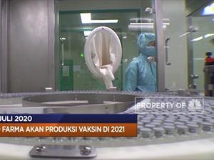 Vaksi Corona RI Siap Edar 2021 Hingga Gaji Ke-13 Cair Agustus