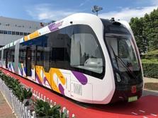 Bakal Ada Kereta China di Bali Nih, Siapa Tertarik Naik?