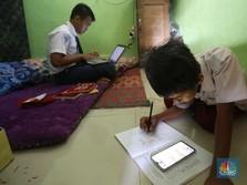Kuota Internet Belajar Online Belum Cair? Ini Kata Mas Nadiem