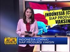 Indonesia (China) Siap Produksi Vaksin