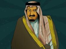 Bahrain Puji Habis Raja Salman, Ada Udang di Balik Batu?