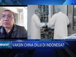 Mantap! Calon Vaksin Corona dari China Masuk Uji Coba Tahap 3