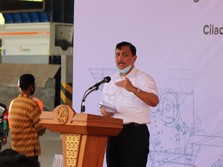 Titah Jokowi & Tugas Luhut Atasi Covid-19 di 9 Provinsi