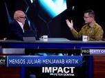 Mensos Juliari Jawab Kritik: Kemensos Bukan Hanya Urus Bansos