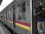 Ini Jadwal Operasi KRL Saat PSBB Total Jakarta Berlaku