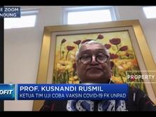FK Unpad Siap Uji Klinis Calon Vaksin Corona ke 1.620 Subjek
