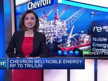 Chevron Beli Noble Energy Rp 70 Triliun