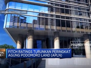 Fitch Ratings Turunkan Peringkat Agung Podomoro Land
