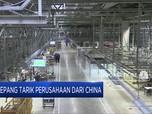 Jepang Tarik Perusahaan dari China