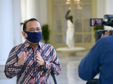Mensesneg: Komite Covid-19 Wujud Konsep Gas dan Rem Jokowi